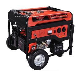 静音小型8KW汽油发电机图片