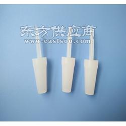 橡胶厂供应透明硅胶塞 锥形橡胶塞 防尘硅胶堵头 现货图片