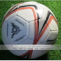 厂家定制机缝足球图片