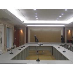 提供多媒体会议室造价-会议室-武汉九华视讯工程图片