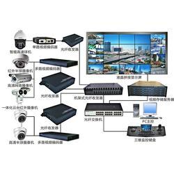 安防监控智能系统集成、仙桃市 安防监控系统、武汉九华视讯图片