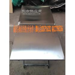 不锈钢 便携式 折叠桌 户外休闲桌 餐桌 烧烤桌图片