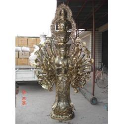 紫铜观音生产厂家、铜观音、昌宝祥铜雕(多图)图片