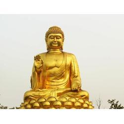 如来佛祖铜像厂家-如来佛祖铜像-昌宝祥铜雕厂图片