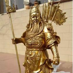 铜关公定做,昌宝祥铜雕,湖南铜关公图片