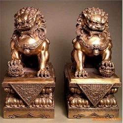 铜狮子厂家|昌宝祥铜雕|广东铜狮子厂图片