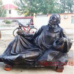 昌宝祥铜雕人物 大型古代人雕塑-古代人雕塑图片