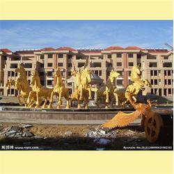大型铜马-唐县大型铜马-大型铜马生产厂家(优质商家)图片