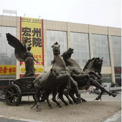 动物铜雕厂家-昌宝祥铜雕定制(在线咨询)湖北铜雕厂家价格