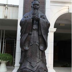 伟人铜雕塑-昌宝祥铜雕-伟人铜雕塑定制图片