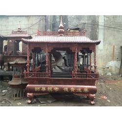 大型铜香炉_昌宝祥铜香炉厂家_大型铜香炉定做图片