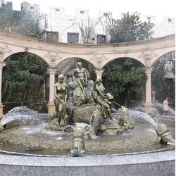 城市大型銅雕塑-城市銅雕塑-昌寶祥銅雕(查看)圖片