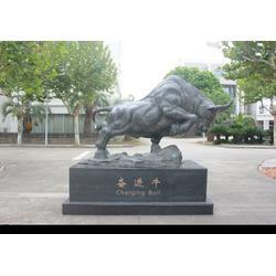 上海铜牛雕塑,铜牛雕塑厂,昌宝祥铜雕(优质商家)图片