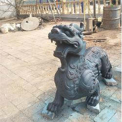 铸铜貔貅-昌宝祥铜雕貔貅-四川铸铜貔貅图片