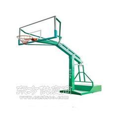 移动单臂篮球架厂家图片