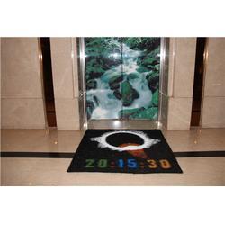 斯马特地毯(在线咨询)、地垫、能印图案的地垫图片