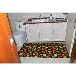 卫生间地垫方块-卫生间地垫-斯马特地垫图片