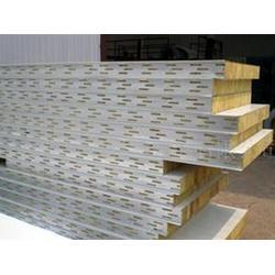 彩钢岩棉复合板,张家口岩棉复合板,龙天豪(查看)图片