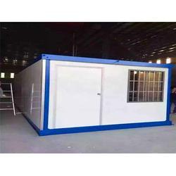 折叠式活动房,折叠式活动房,龙天豪(查看)图片