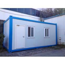 可拆装箱式活动房-龙天豪(在线咨询)箱式活动房图片