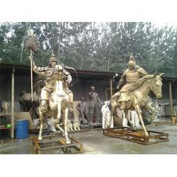 黑龙江纯铜马-领航工艺品-纯铜马定做厂家图片