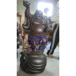 仁怀弥勒佛-领航寺院铸铜弥勒佛厂家-大型黄铜弥勒佛厂家图片