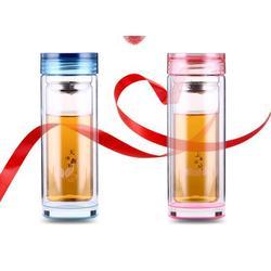 双层玻璃杯-双层玻璃杯茶杯-诗如意图片
