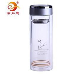 水杯|诗如意(优质商家)|玻璃水杯可以装热水吗图片