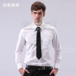 定做白云区衬衫,风压领衬衫定做厂家忠兴制衣厂图片
