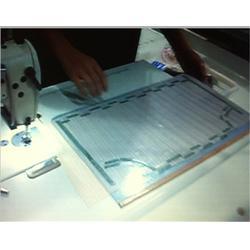 鹏翔电脑针车公司厂货直供 纺织电脑模版机,连平电脑模版机图片