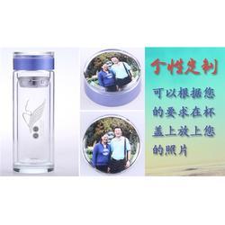 办公玻璃杯厂家_濮阳玻璃杯厂家_诗如意免费印字,厂家直销图片
