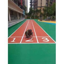 从化硅PU球场材料_硅PU球场材料防水底漆_恒辉体育设施图片