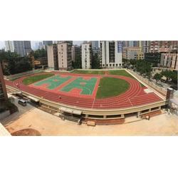 硅pu球场厂家直销|深圳硅pu球场|恒辉体育设施图片