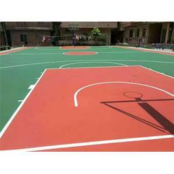 恒辉体育设施(图)、硅PU球场多少钱一平、硅PU球场图片