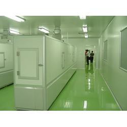 清阳净化系统工程公司 无尘室设计-海盐县无尘室图片