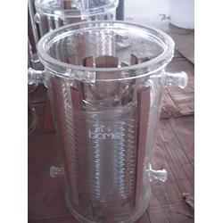 列管冷凝器|山东玻美玻璃厂家|阳江玻璃列管冷凝器图片