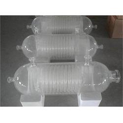 玻璃列管冷凝器-山东玻美玻璃-武威玻璃列管冷凝器图片