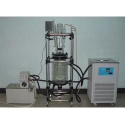 优质玻璃反应釜|定西玻璃反应釜|山东玻美玻璃有限公司(查看)图片