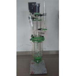 玻璃反应釜哪家好-山东玻美玻璃(在线咨询)泉州玻璃反应釜图片