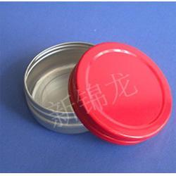 香港铝盒-新锦龙-圆形铝盒图片