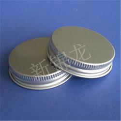 广口瓶铝盖现货,新锦龙(在线咨询),深圳铝盖现货图片