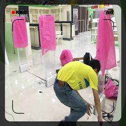 (保乐)厂家直销-超市服装防盗门-阳江服装防盗门图片