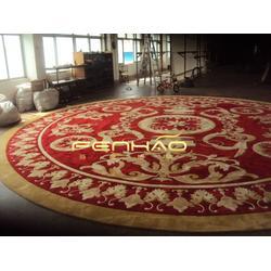手工地毯厂、江门手工地毯、芬豪地毯图片