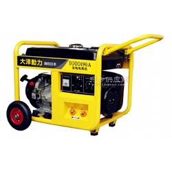 230A汽油发电机带电焊机图片