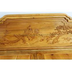 金丝楠木床,义兴公,金丝楠床图片