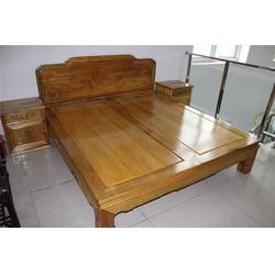 金丝楠大床、金丝楠木床、义兴公(查看)图片