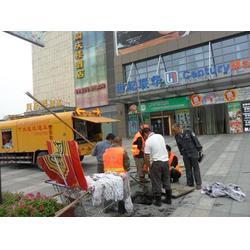 疏通管道、无锡勇伟管道疏通、市政疏通管道图片