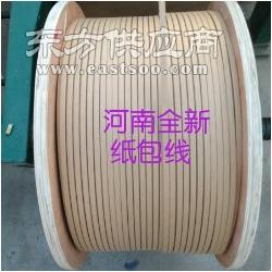 供应变压器专用引线2.5纸包铜圆线图片