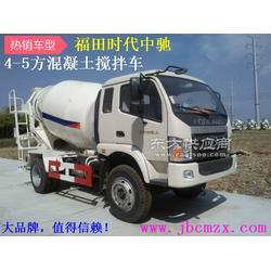 福田时代3方4方5方混凝土罐车图片