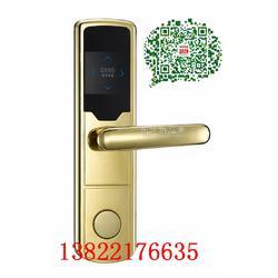 日翔酒店智能感应磁卡锁 经典宾馆电子刷卡门锁图片